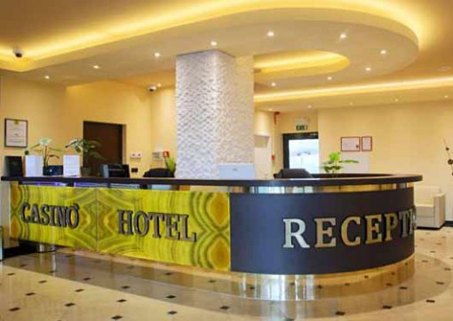 3*-Hotel Poetovio im Ortszentrum von Ptuj mit Casino