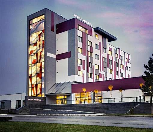 Hotel Mineral Dudince, Slowakei