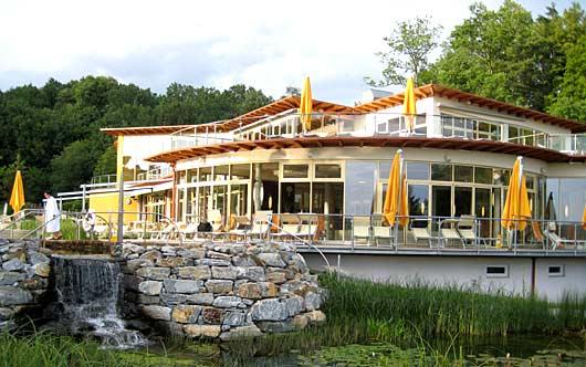 Hotel-Spa des **** Quellenhotels in Bad Waltersdorf