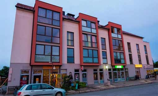 Apartments and Studios Perunika in Moravske