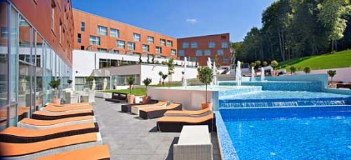 Spa & Sport Thermen Resort Sveti Martin in Kroatien