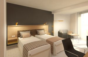 Wohlfühlzimmer Thermal Hotel Balance Lenti
