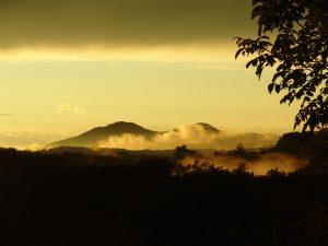 Mystisches Vulkanland