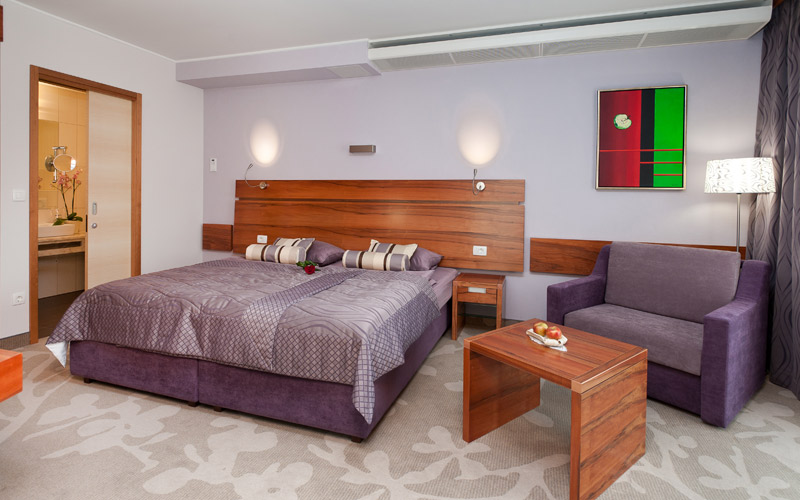 Hotel-Atrij-Zimmer Therme Zrece